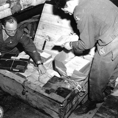 Inwentaryzacja dokumentów odnalezionych w Stochovicach
