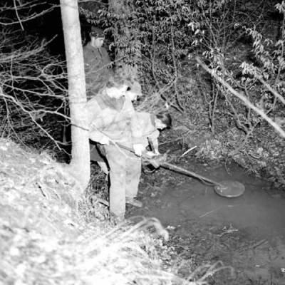 Poszukiwania skrytki w Stechovicach
