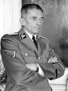 SS-Gruppenfuhrer Karl Herman Frank