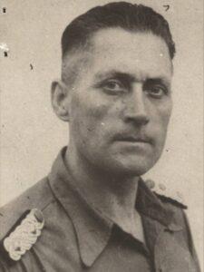 SS-Oberfuhrer Emil Klein