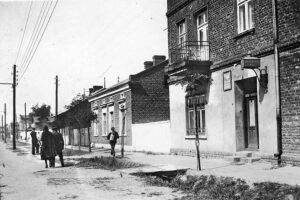 Ruda Pabianicka przed II wojną światową